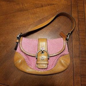 Coach JB0894-F10925 Mini Soho hobo bag